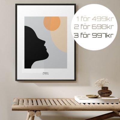 Faith /Basic -Poster